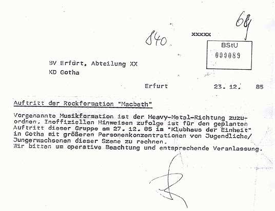 Tn Stasi Akten
