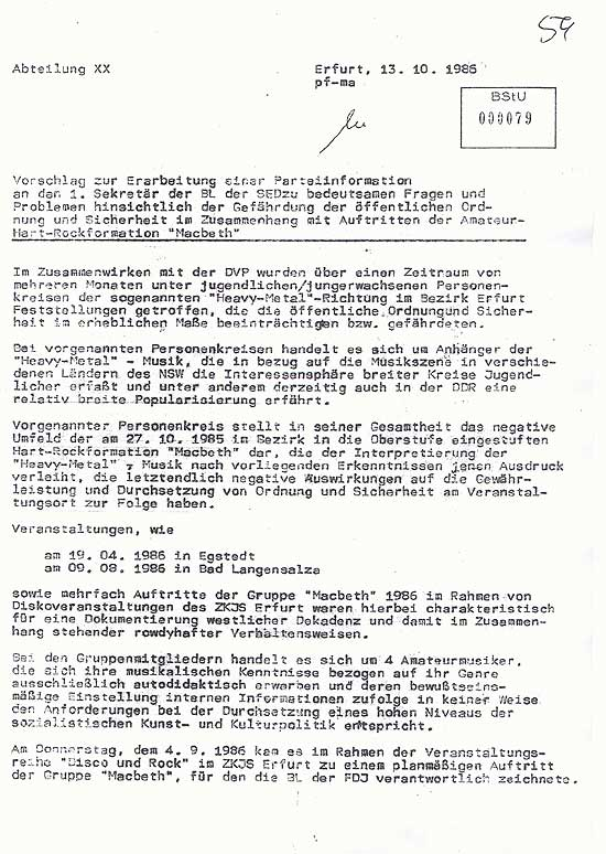 Stasi Akten 4
